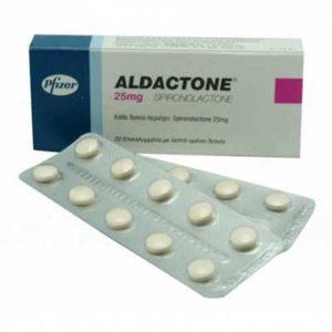 Comprar Aldactona (espironolactona) - Aldactone Precio en españa