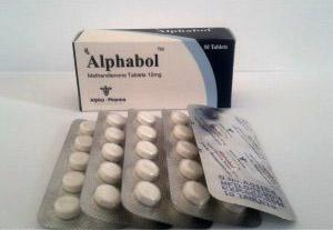 Comprar Methandienone oral (Dianabol) - Alphabol Precio en españa