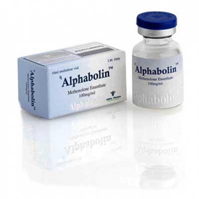 Comprar Enantato de metenolona (depósito de Primobolan) - Alphabolin (vial) Precio en españa