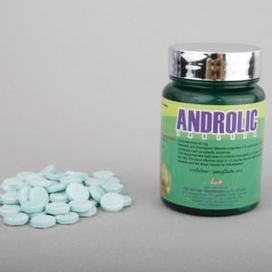 Comprar Oximetolona (Anadrol) - Androlic Precio en españa