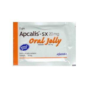 Comprar Tadalafil - Apcalis SX Oral Jelly Precio en españa