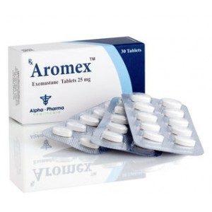 Comprar Exemestano (Aromasin) - Aromex Precio en españa
