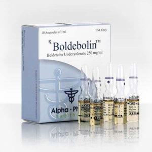 Comprar Undecilenato de boldenona (equipose) - Boldebolin Precio en españa