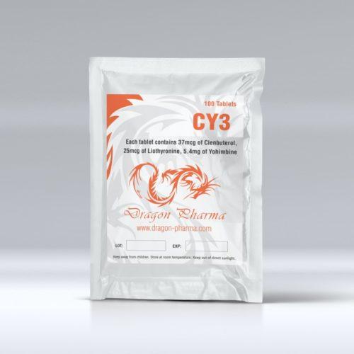 Comprar Clorhidrato de Clenbuterol (Clen)