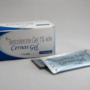 Comprar Suplementos de testosterona - Cernos Gel (Testogel) Precio en españa
