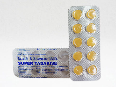 Comprar Tadalafil - Cialis with Dapoxetine 60mg Precio en españa