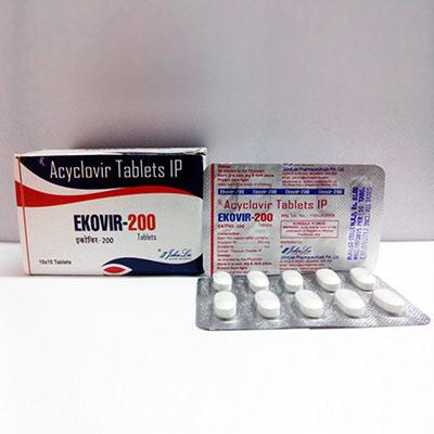 Comprar Aciclovir (Zovirax) - Ekovir Precio en españa