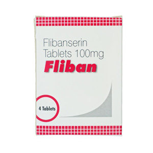 Comprar Flibanserin - Fliban 100 Precio en españa