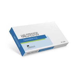 Comprar Fluoximesterona (Halotestin) - Halotestos 10 Precio en españa