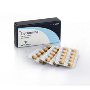 Comprar Letrozol - Letromina Precio en españa