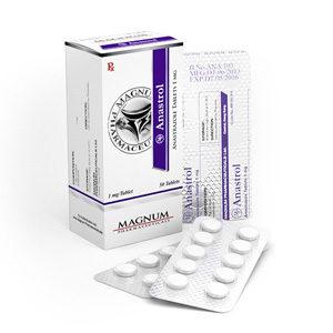 Comprar Anastrozol - Magnum Anastrol Precio en españa