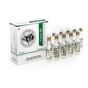 Comprar Undecilenato de boldenona (equipose) - Magnum Bold 300 Precio en españa