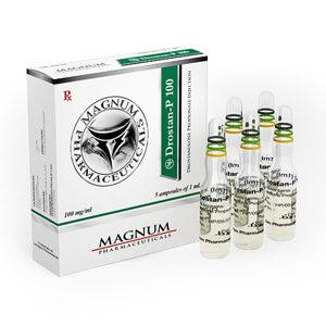 Comprar Propionato de drostanolona (Masteron) - Magnum Drostan-P 100 Precio en españa