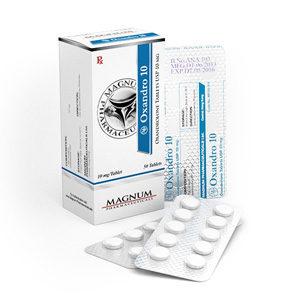 Comprar Oxandrolona (Anavar) - Magnum Oxandro 10 Precio en españa