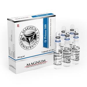Comprar Enantato de metenolona (depósito de Primobolan) - Magnum Primo 100 Precio en españa