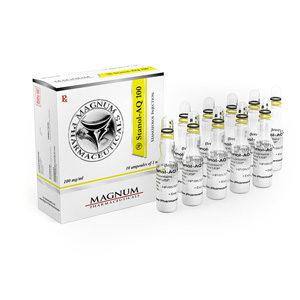 Comprar Inyección de estanozolol (depósito de Winstrol) - Magnum Stanol-AQ 100 Precio en españa