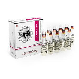 Comprar Cipionato de testosterona - Magnum Test-C 300 Precio en españa