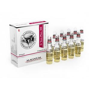 Comprar Sustanon 250 (mezcla de testosterona) - Magnum Test-Plex 300 Precio en españa
