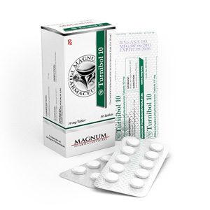 Comprar Turinabol (4-clorodehidrometiltestosterona) - Magnum Turnibol 10 Precio en españa
