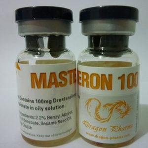 Comprar Propionato de drostanolona (Masteron) - Masteron 100 Precio en españa