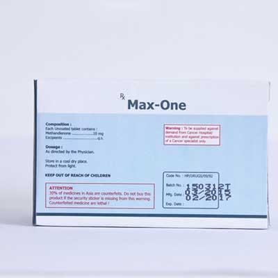 Comprar Methandienone oral (Dianabol) - Max-One Precio en españa
