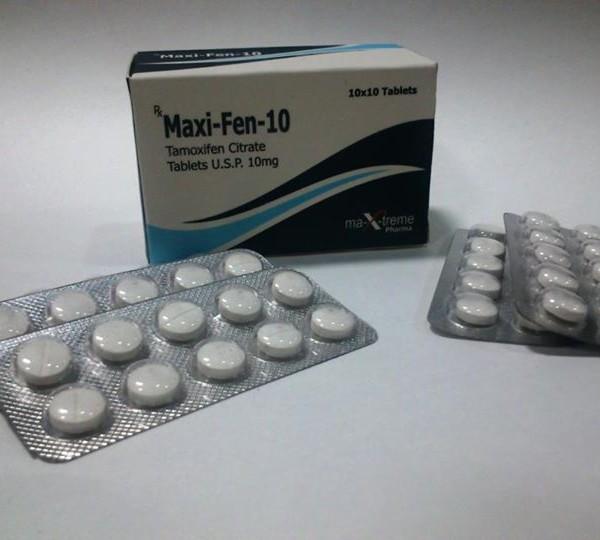 Comprar Citrato de tamoxifeno (Nolvadex) - Maxi-Fen-10 Precio en españa