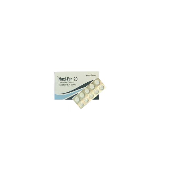Comprar Citrato de tamoxifeno (Nolvadex) - Maxi-Fen-20 Precio en españa