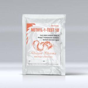 Comprar Metildihidroboldenona - Methyl-1-Test 10 Precio en españa