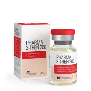 Comprar Mezcla de trembolona (Tri Tren) - Pharma 3 Tren 200 Precio en españa
