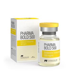 Comprar Undecilenato de boldenona (equipose) - Pharma Bold 500 Precio en españa