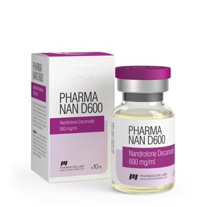 Comprar Decanoato de nandrolona (Deca) - Pharma Nan D600 Precio en españa