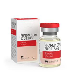 Comprar Inyección de estanozolol (depósito de Winstrol) - Pharma Stan 50 Oil Base Precio en españa