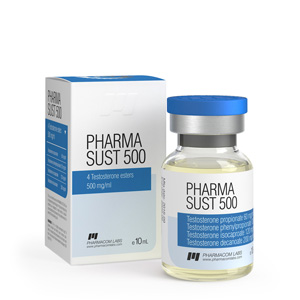 Comprar Sustanon 250 (mezcla de testosterona) - Pharma Sust 500 Precio en españa