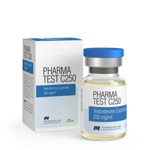 Comprar Cipionato de testosterona - Pharma Test C250 Precio en españa
