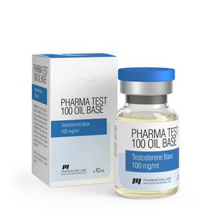 Comprar Base de testosterona - Pharma Test Oil Base 100 Precio en españa