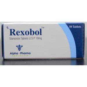 Comprar Estanozolol oral (Winstrol) - Rexobol-10 Precio en españa