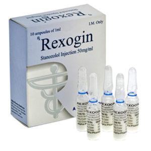 Comprar Inyección de estanozolol (depósito de Winstrol) - Rexogin Precio en españa