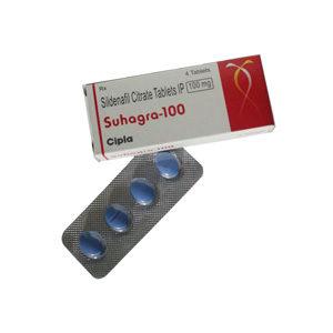 Comprar Citrato de sildenafilo - Suhagra 100 Precio en españa