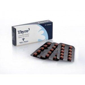 Comprar Liothyronine (T3) - Thyro3 Precio en españa
