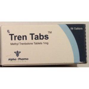 Comprar Metiltrienolona (Metil trembolona) - Tren Tabs Precio en españa