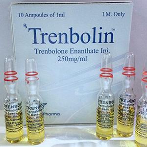 Comprar Enantato de trembolona - Trenbolin (ampoules) Precio en españa