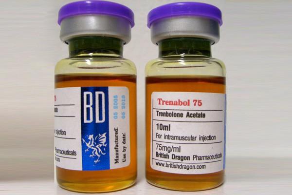 Comprar Acetato de trembolona - Trenbolone-75 Precio en españa