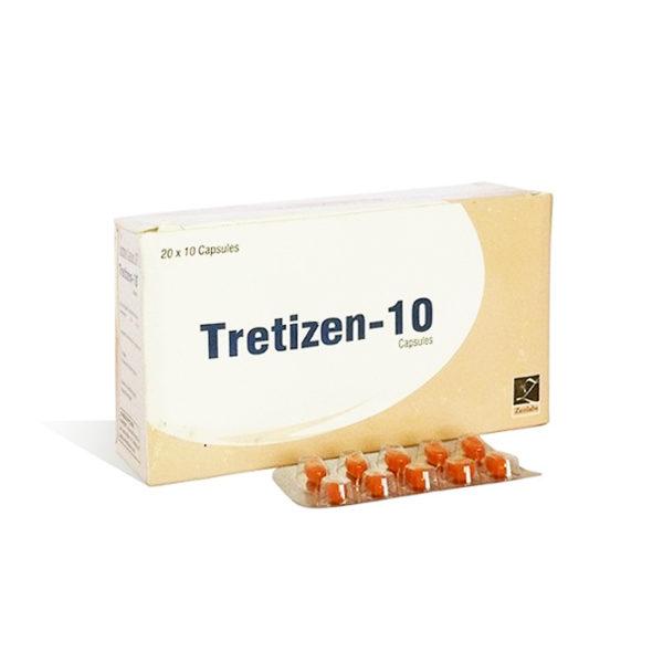 Comprar Isotretinoína (Accutane) - Tretizen 10 Precio en españa