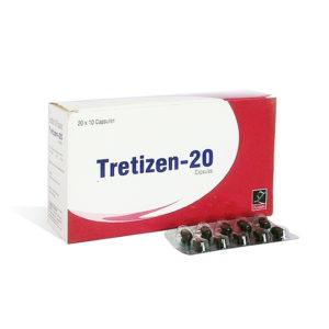 Comprar Isotretinoína (Accutane) - Tretizen 20 Precio en españa