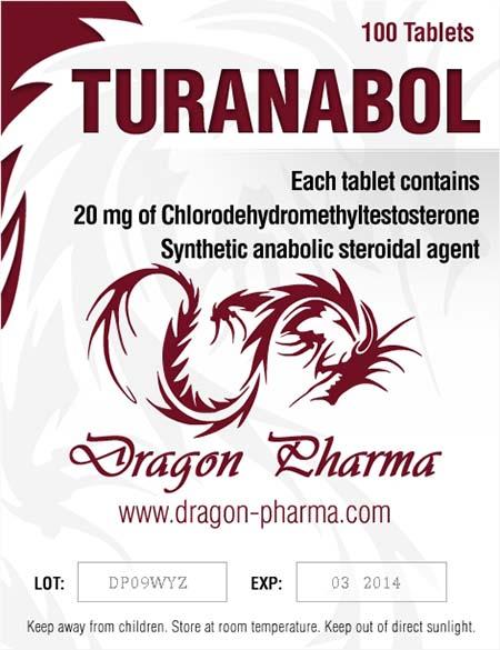 Comprar Turinabol (4-clorodehidrometiltestosterona) - Turanabol Precio en españa